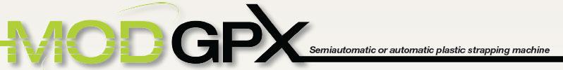 Signode MOD-GPX logo